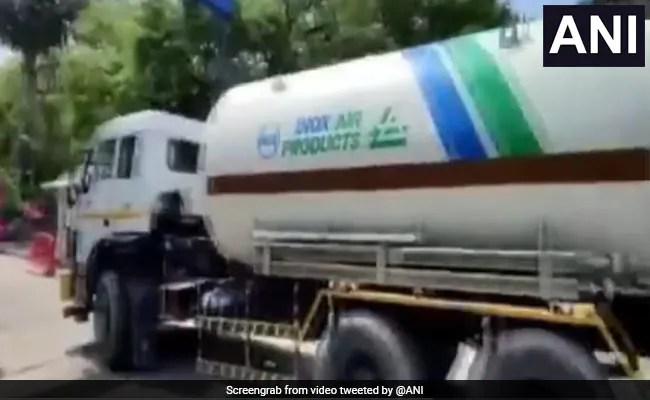 आवंटित आपूर्ति का केवल 44% मिला: दिल्ली सरकार का ऑक्सीजन बुलेटिन