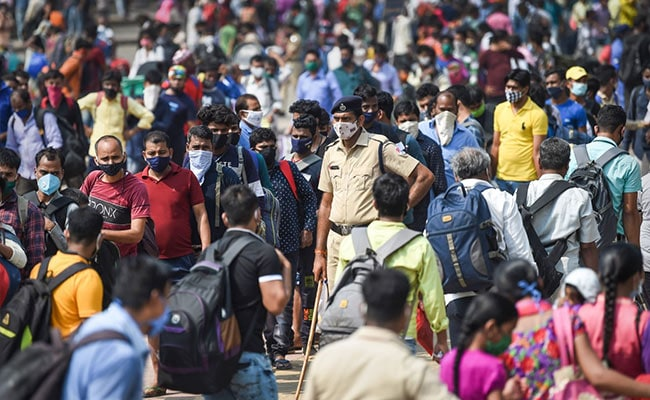 Railways' Appeal As Thousands Reach Station To Leave Mumbai Amid COVID-19 Surge