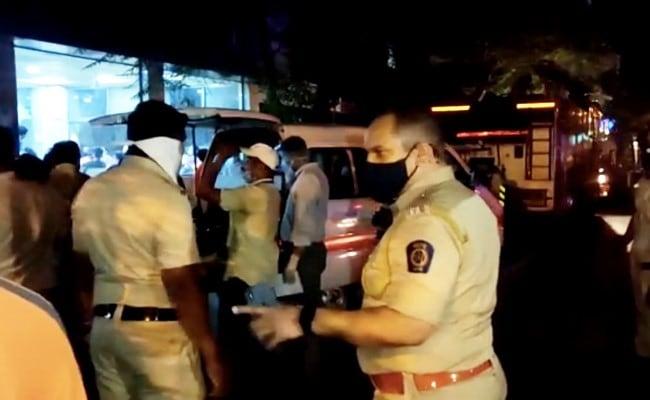 महाराष्ट्र : विरार के अस्पताल में लगी आग, ICU के 13 कोविड मरीजों की मौत