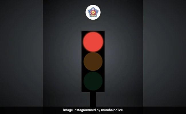 Mumbai Police Drop Epic Version Of 'Don't Rush Challenge' For Traffic Violators