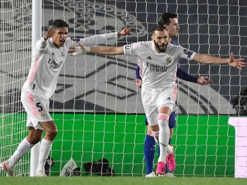 Real Madrid vs Chelsea, Champions League: Karim Benzema Volley Pegs Back Chelsea To Leave Semi-Final In The Balance | Football News