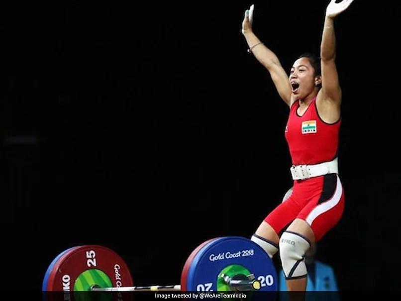 """Spoke To A Psychologist After Failing At 2016 Rio Games"": Mirabai Chanu | Weightlifting News"