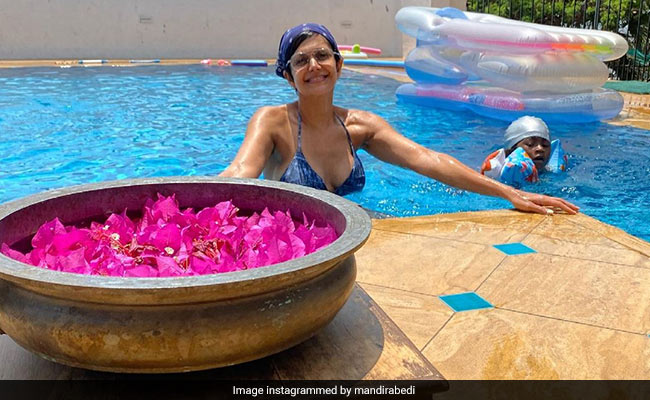 Mandira Bedi Calls Out 'Sickos' Who Posted Hateful Comments On Her Daughter