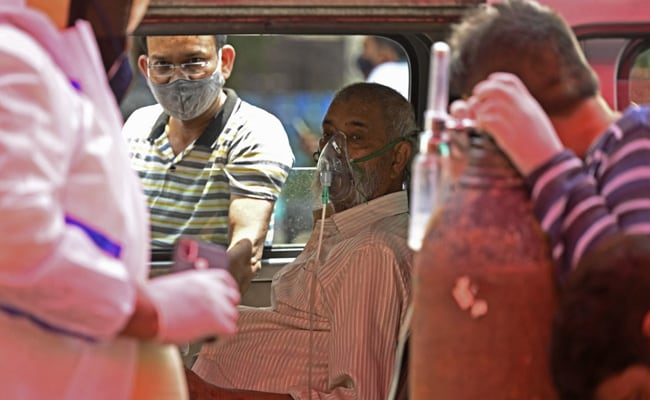 3.23 Lakh Fresh COVID-19 Cases In India, 2,771 Deaths In 24 Hours