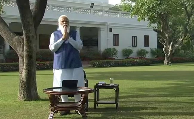 'Opportunity, Not End Of Dreams': PM's Advice To Students On Exams