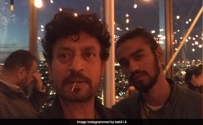 What Irrfan Khan Told Son Babil In His Final Days In The Hospital