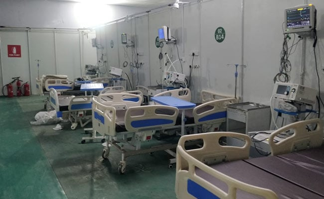 As Covid Graph Declines, Vacant Hospital Beds Increase In Delhi