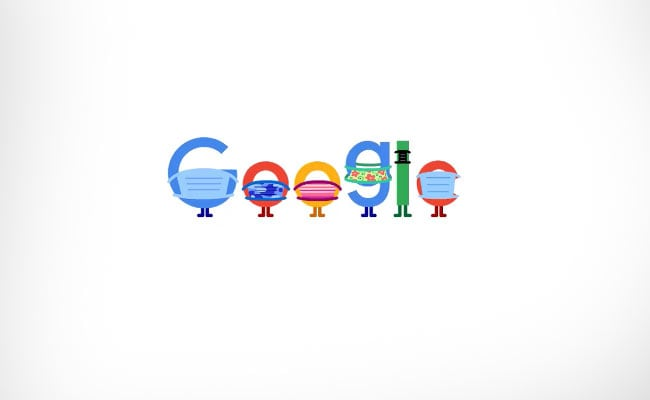 Google Doodle on Covid-19 Prevention: ''Wear Masks And Save Lives''