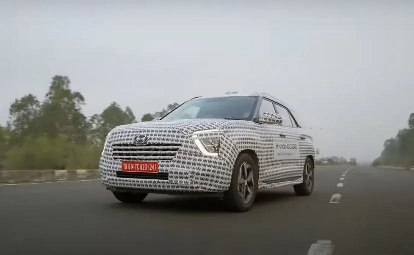Hyundai India plans to officially unveil the new Alcazar 7-seater SUV on April 8, 2020