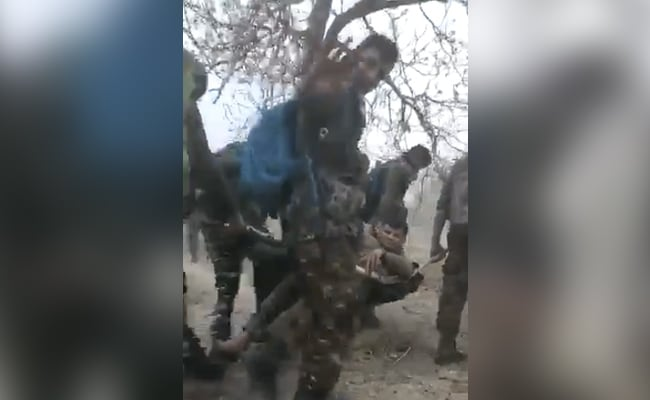 'I'm Anil Kumar Dubey, Your Brother, Son': Soldier In Chhattisgarh Video