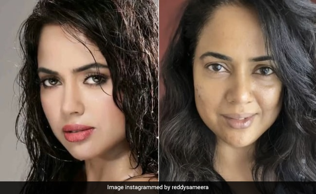 On Sameera Reddy's 'Padded Bras To No Pressure' Post, A Comment From Her Mother-In-Law