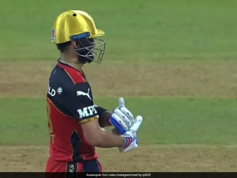 RCB vs RR, IPL 2021: Virat Kohli Dedicates Half-Century To Daughter Vamika With This Celebration. Watch