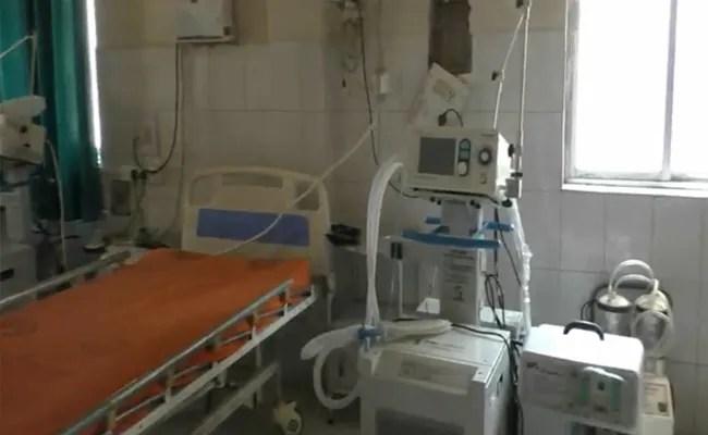 Punjab Hospital At Fault: Centre On Reports Of 130 Broken Ventilators