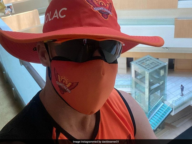 IPL 2021: SunRisers Hyderabad Skipper David Warner Posts