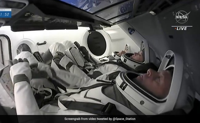 Watch How SpaceX Crew Killed Time Before Launch To International Space Station | Latest News Live | Find the all top headlines, breaking news for free online April 23, 2021