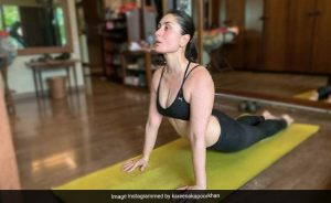 """For Kareena Kapoor, """"Lockdown is not about Giving Up"""" On Fitness.  See What She Posted"""