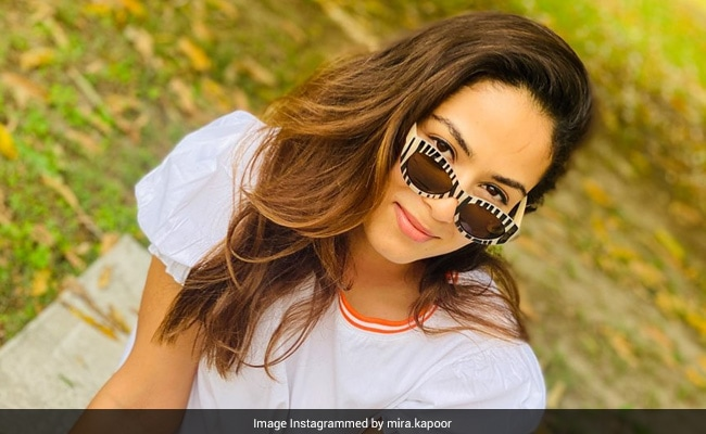 Little Misha Is 'Getting Good With The Camera.' See What 'Proud Mama' Mira Rajput Posted