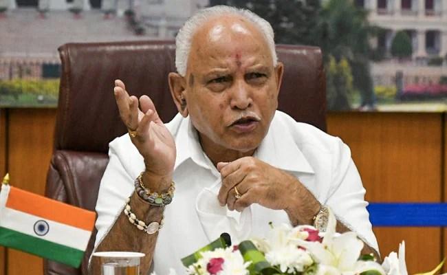 Amid New Angst Over BS Yediyurappa, BJP Sets Up Talks