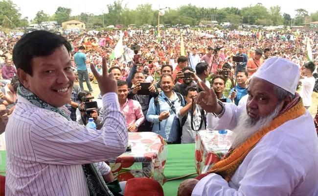 Assam Conrgess Alliance Candidates Flown To Jaipur Resort For Safekeeping
