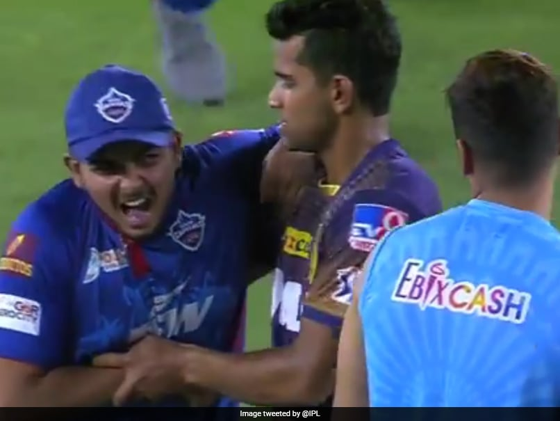 IPL 2021: Shivam Mavis Revenge After Prithvi Shaw Hits Him For 6 Fours In An Over. Watch