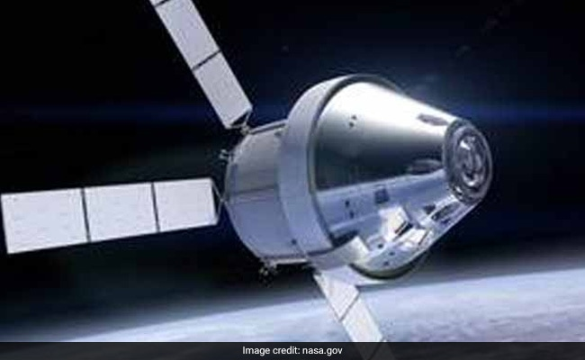 NASA To Conduct Water-Drop Tests For Orion Spacecraft Structure On Tuesday
