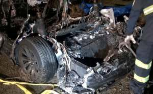 US Texas Police To Demand Tesla Car Crash Data, Elon Musk Denies Autopilot Use