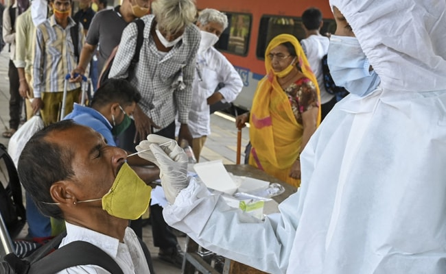 India Sees Over 2 Lakh Covid Cases, Record Daily High: 10 Points