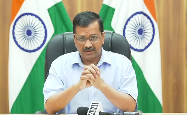 Arvind Kejriwal Didn't Spend Money From Relief Fund On Covid, Alleges BJP