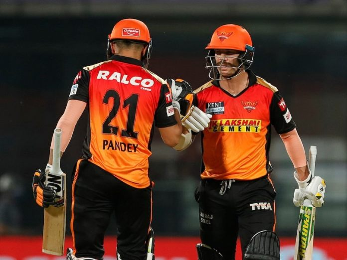 IPL 2021 Live Match Score, CSK vs SRH: David Warner, Manish Pandey Stitch Strong Stand For 2nd Wicket vs Chennai Super Kings | Cricket News | Latest News Live | Find the all top headlines, breaking news for free online April 28, 2021
