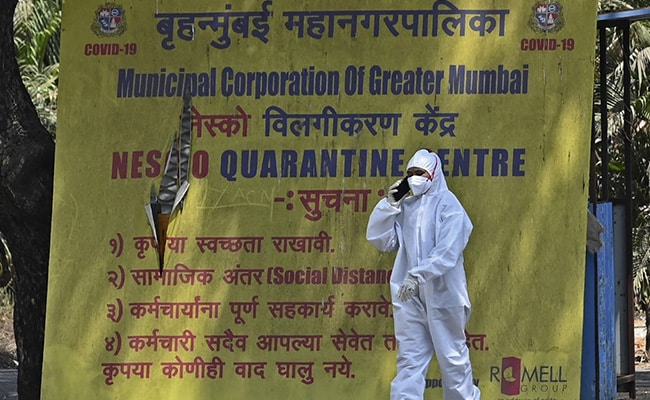 773 Covid Deaths In Maharashtra, Highest Ever In A Day; 66,836 New Cases