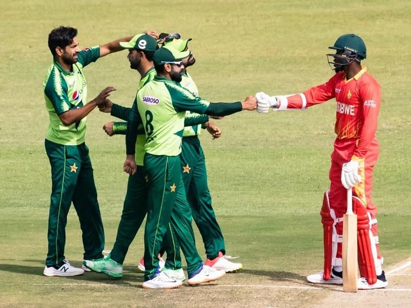 1st T20I: Pakistan Defeat Zimbabwe, Take 1-0 Lead In Three-Match Series