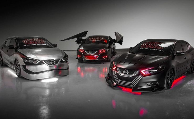 We list down the 10 Star Wars themed cars that we really liked and will appeal to petrolhead fans