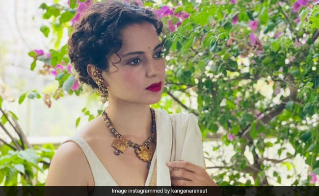 Kangana Ranaut's Post Calling COVID 'Small Time Flu' Deleted By Instagram