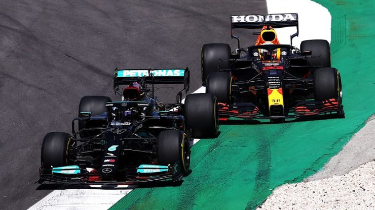 Hamilton executed a masterful performance to pull ahead in the world championship
