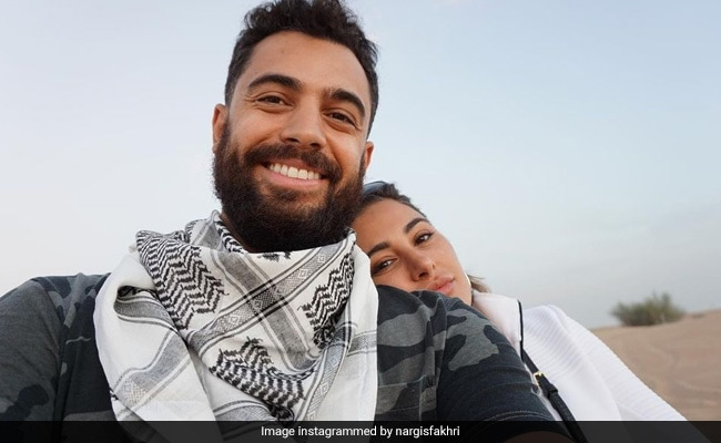 Inside Nargis Fakhri's Dinner Date With Boyfriend - He Cooked, She Ate