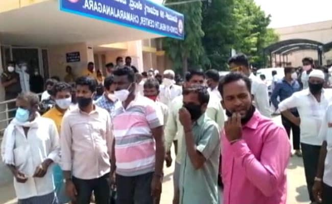 24 Patients, Some Covid +ve, Die Within 2 Hours In Karnataka Hospital