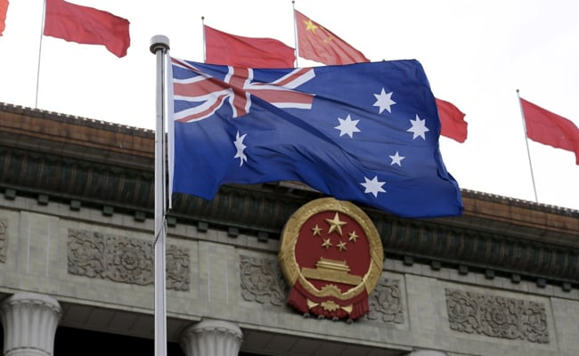 China's Freezing Of Economic Talks 'Disappointing', Says Australia