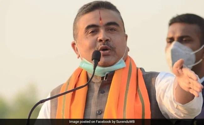 BJP's Suvendu Adhikari, Brother Accused Of Stealing Relief Material, Case Filed