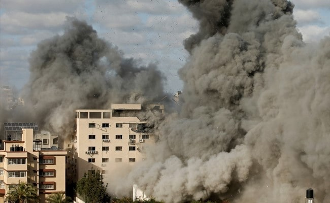 In First, Gaza Sees No Deaths Overnight After Violence Began A Week Ago