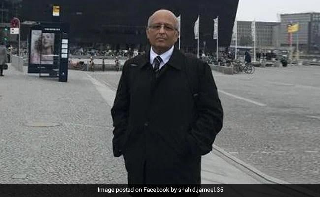शीर्ष वायरोलॉजिस्ट शाहिद जमील ने सरकार की आलोचना के बाद कोविड पैनल छोड़ दिया
