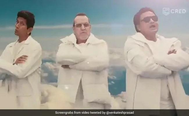 After Rahul Dravid As 'Indiranagar Ka Gunda', Meet The Venkaboys