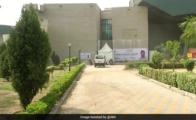 कॉमनवेल्थ गेम्स विलेज में ऑक्सीजन प्लांट के साथ दिल्ली का पहला कोविद केंद्र