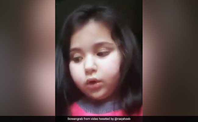 'So Much Work For Kids, Why?' Girl, 6, Complains To PM Modi