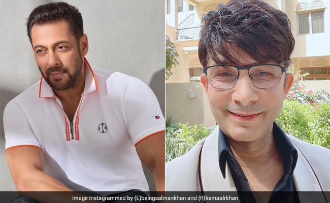 KRK replied to Salman Khan, said - no one can stop me from telling the truth ... Watch Video
