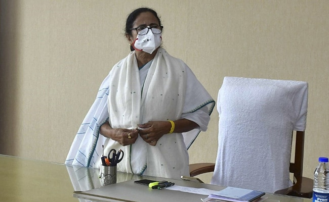 'Government Not 24 Hours Old, But...': Mamata Banerjee On Central Team