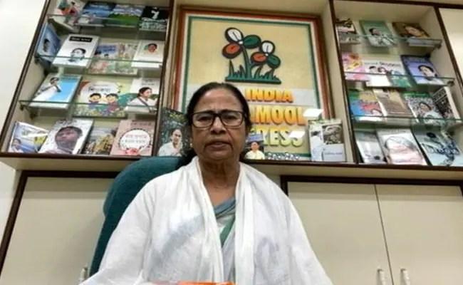 ममता बनर्जी ने एनडीटीवी से कहा, 'बीजेपी को अब पॉलिटिकल ऑक्सीजन चाहिए।'