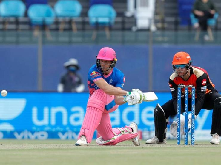 RR vs SRH IPL 2021 Live Score: Jos Buttler Century Sets Rajasthan Royals Up For Big Total