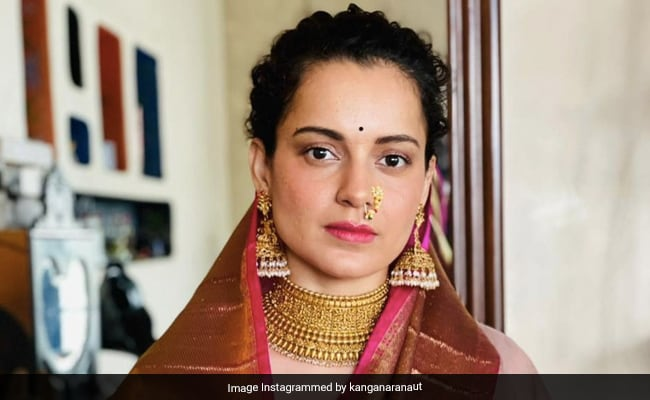 Kangana Ranaut Says She Tested Negative For COVID-19 With Yet Another Tone-Deaf Note