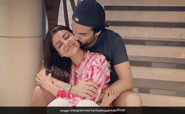 Kajal Aggarwal's 'Husband Appreciation' Post For Gautam Kitchlu Is As Adorable As They Are