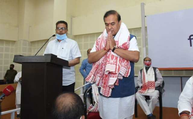 From Student Body To Assam Chief Minister: Long Journey For Himanta Biswa Sarma